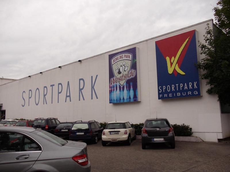 Sportpark Freiburg Badminton